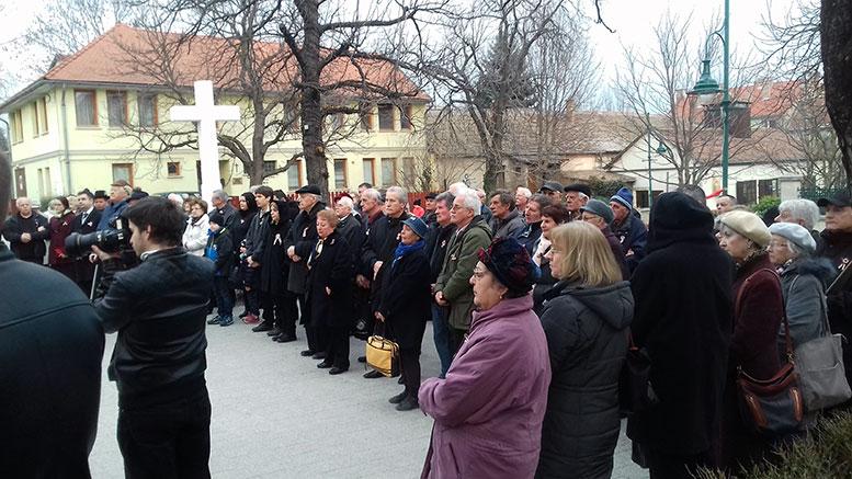Nagy Sándor András ünnepi beszéde, 2017. március 15.